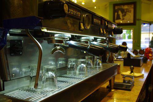 Blue Kangaroo Coffee Roasters