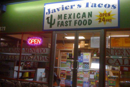 Javier's Tacos