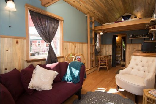Caravan - The Tiny House Hotel