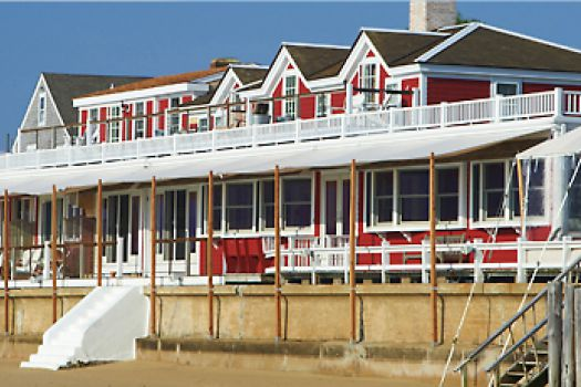 The Red Inn Restaurant, Provincetown