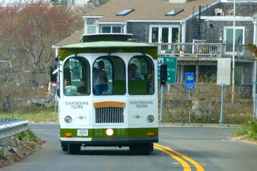Provincetown Trolley