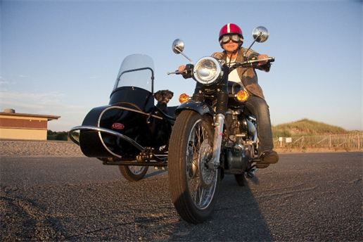 Vintage Sidecar Tours