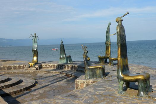Malecón Sculpture Tour