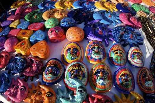Pueblo Viejo Mercado de Artesanias