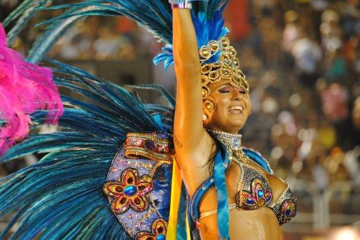 Plataforma Samba Show