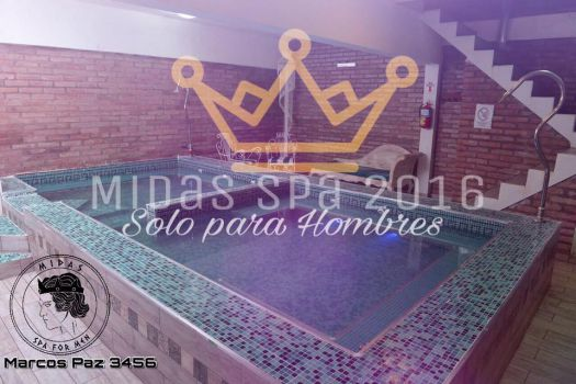 Midas Spa For Men