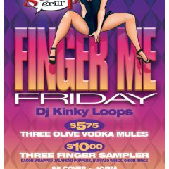 Finger Me Fridays
