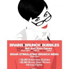 Smarty Pants Saturday Brunch