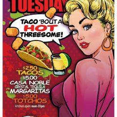 Tickle My Taco Tuesday!