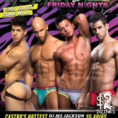 Click to see more about Manimal Fridays by Andrew Christian, San Francisco