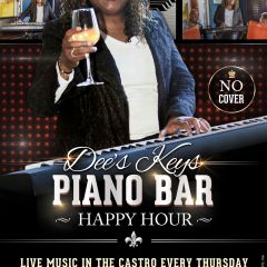 Dee's Keys Piano Bar + Thursdays Happy