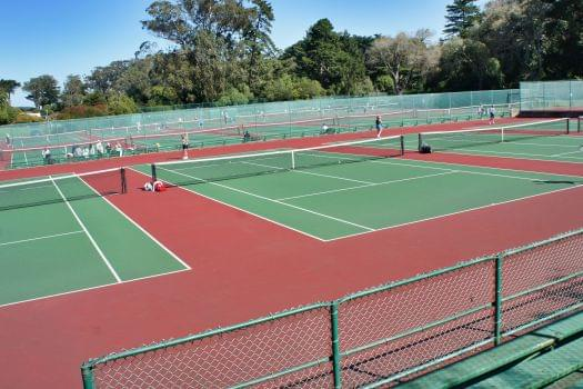Golden Gate Park Tennis Courts