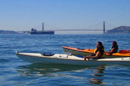 Kayak the Bay