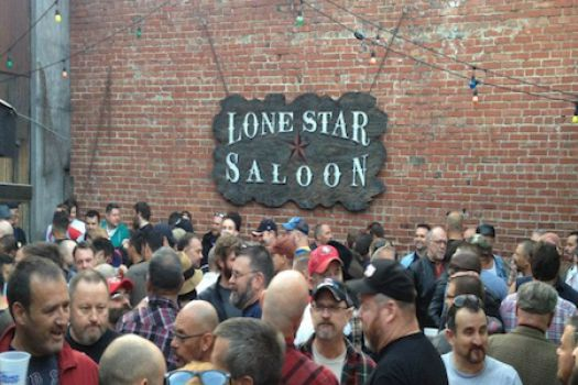 Lone Star Saloon, San Francisco