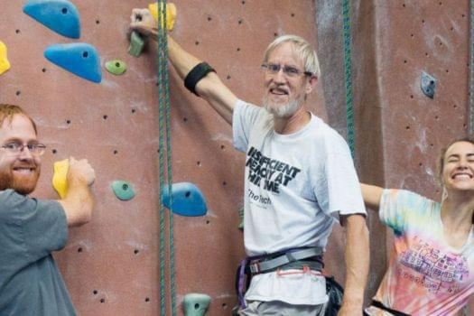 Planet Granite Climbing Gym