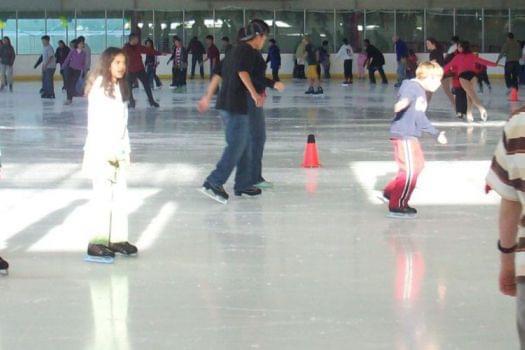 Yerba Buena Center Ice Skating & Bowling