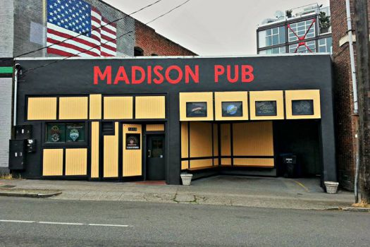 Madison Pub, Seattle