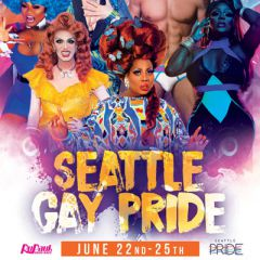 Click to see more about Seattle Gay Pride at R Place