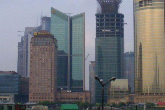 Pudong Riverside Promenade