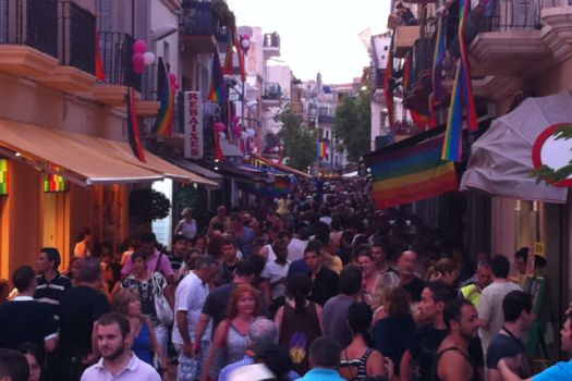 Carrer del Pecat (Sin Street)