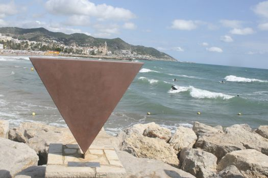 Pink Triangle Monument