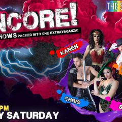 Encore Saturdays