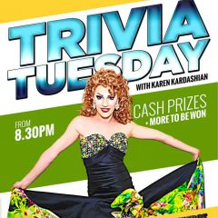 Click to see more about Trivia Tuesday, Sydney