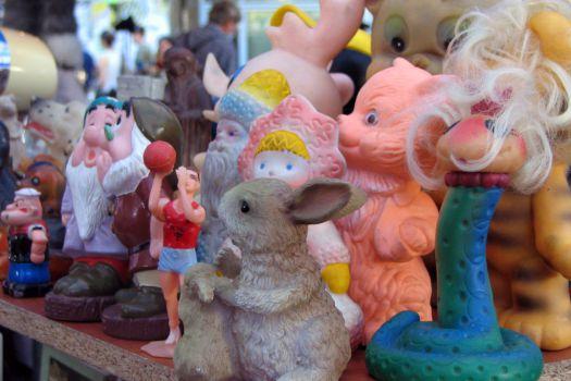 Tel Aviv Antiques Market