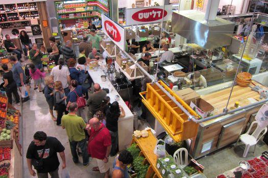 Tel Aviv Port Farmers Market