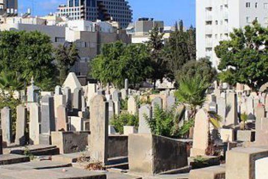 Trumpeldor Cemetery