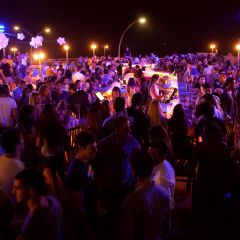 Click to see more about White Night, Tel Aviv