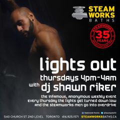 Lights Out Thursdays