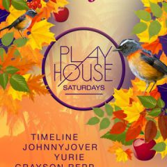 PLAYHOUSE Saturdays