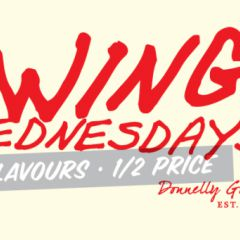 Click to see more about Wing Wednesday, Vancouver