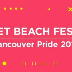 Vancouver Pride Sunset Beach Festival