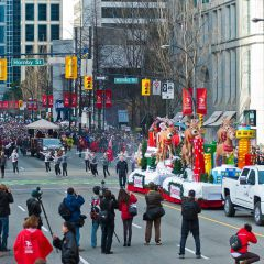 Click to see more about Santa Claus Parade, Vancouver