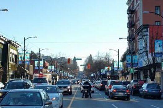 South Granville Street