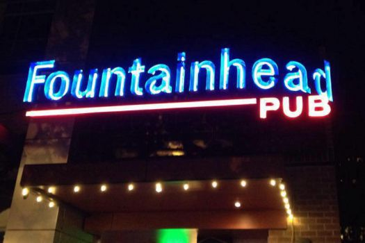 The Fountainhead Pub