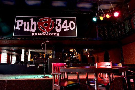 Pub 340, Vancouver