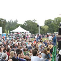 Click to see more about Vancouver Folk Festival, Vancouver