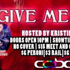 Capital Pride & Cobalt Presents: Give Me Life