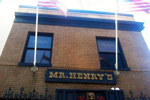 Mr. Henry's