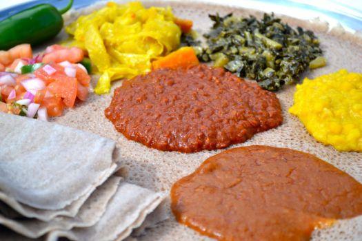 Zenebech Injera