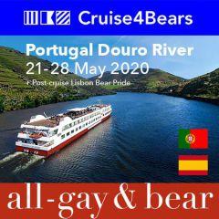 All-Gay Douro Cruise4Bears