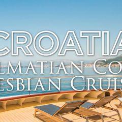 Croatia Dalmatian Coast Lesbian Cruise