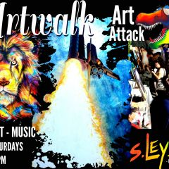 Click to see more about Artwalk at Art Attack!, Fort Lauderdale