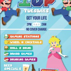 1 UP Tuesdays