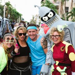 Click to see more about Fantasy Fest, Key West