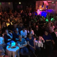 Jenny TANZT Eurovision Spezial Public Viewing!