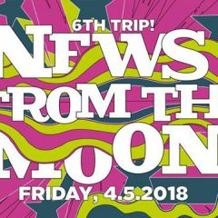 News From The Moon (Live: The Hanging Stars / San Antonio Kid)
